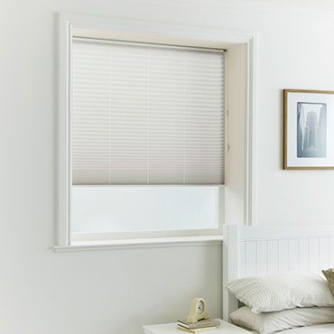 Pleated Blind_Bali Grey_Roomset