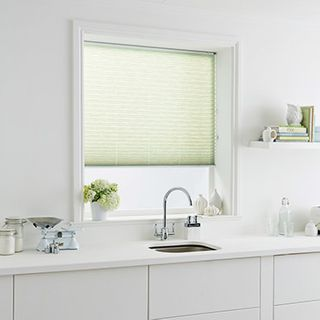 Pleated Blind_Montoya Pistachio_Roomset