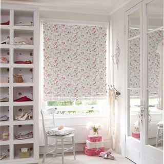 Roman Blind_Birdsong Summer_Roomset