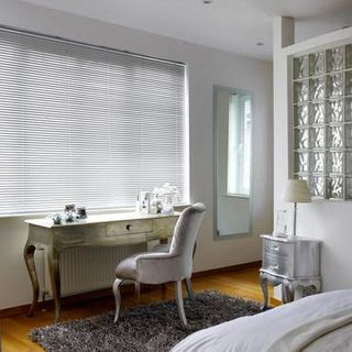 Venetian Blind_Sheer Luxury Mercury_Roomset