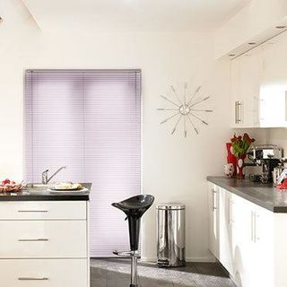 Venetian Blind_Special Finish Ice Pink_Roomset