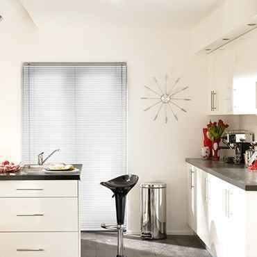 White Venetian Blinds Made To Measure In The Uk Hillarys