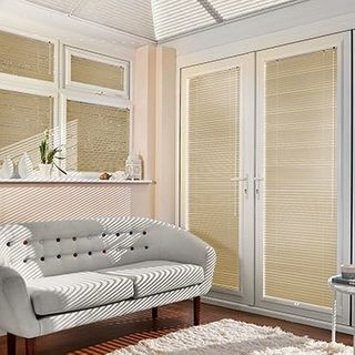 Venetian Blind_Spectrum Natural Taupe_Roomset