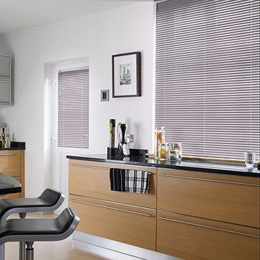 Grey Venetian Blinds Made To Measure In The Uk Hillarys