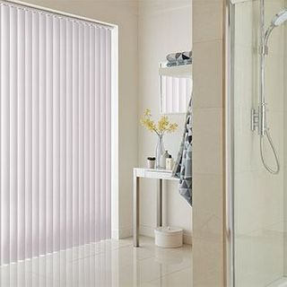 Vertical Blind_Canterbury White_Roomset
