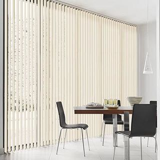 Vertical Blind_Colorado Fawn_Roomset