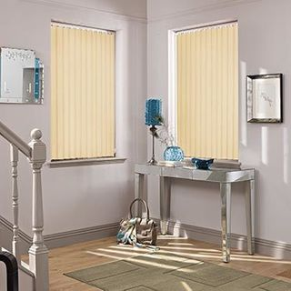 Vertical Blind_Cordova Cream_Roomset