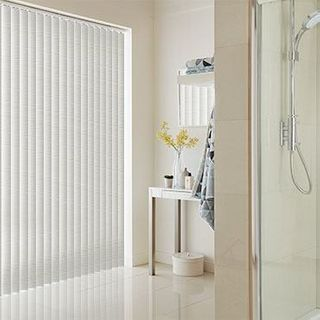 Vertical Blind_Cortina White_Roomset