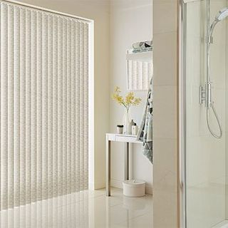 Vertical Blind_Fiji Lime_Roomset