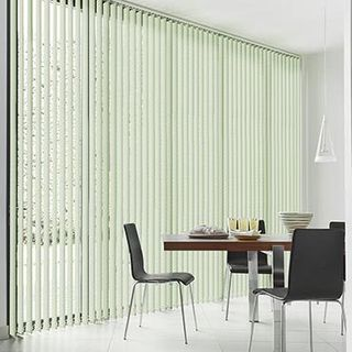 Vertical Blind_Florence Green_Roomset