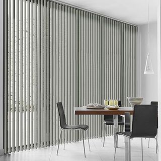Vertical Blind_Janna Slate_Roomset