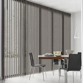 Vertical Blind_Skye Grey_Roomset