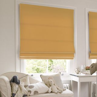 Roman Blind_Tetbury Cream_Roomset