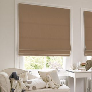 Roman Blind_Tetbury Natural_Roomset