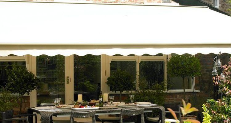 White-awning---garden---wimslow