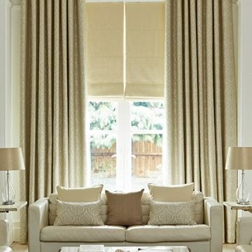 Cream-curtain-Kashmir-cream-Living-room