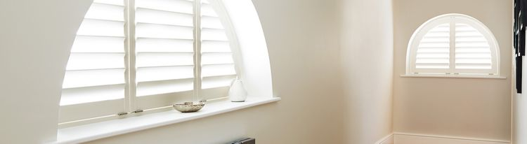 Hillarys Blinds Online >> Shaped Window Shutters | Porthole, Circular and Round ...