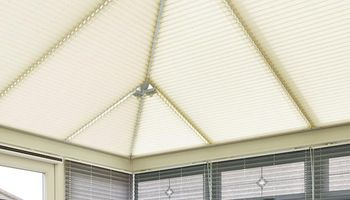conservatory-roof-blind-motorised-cream