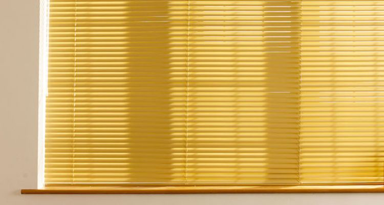 Hillarys Blinds Online >> Yellow Venetian blinds | Made to Measure Yellow Metal Venetian Blinds | Hillarys™