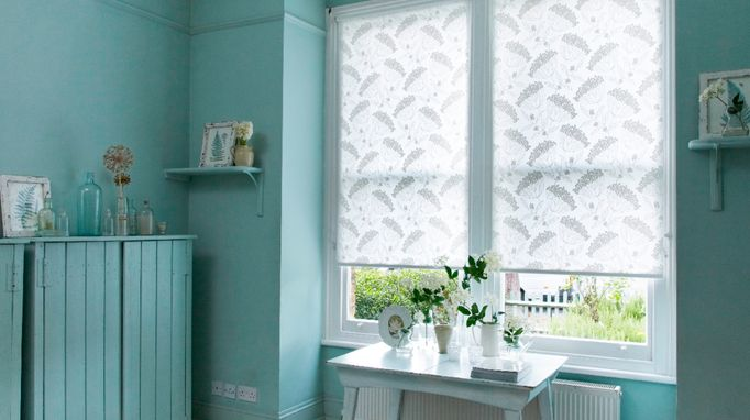 Elsham-Ice-White-Roller-blind-bathroom