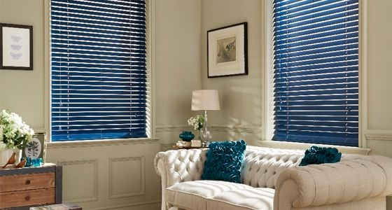 Carnaby Wood Venetian blinds -