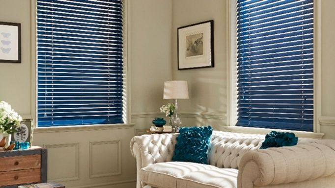Carnaby Wood Venetian blinds