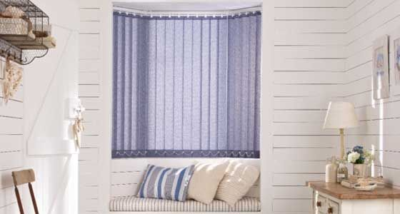 Vertical blinds -