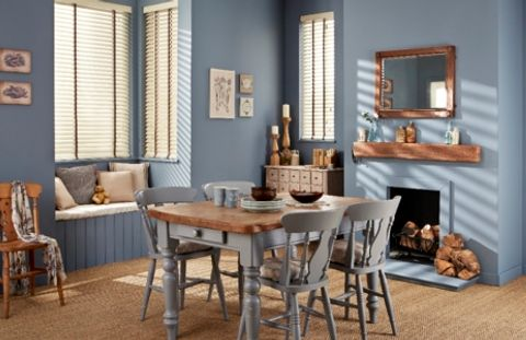 Java Cream Wood Venetian blinds