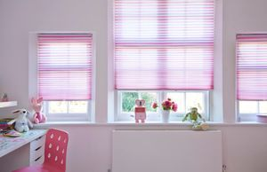 Serita Rose Pleated blind