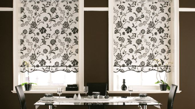Miranda Monochrome Roller blinds