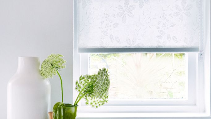 Oregon White Roller blind