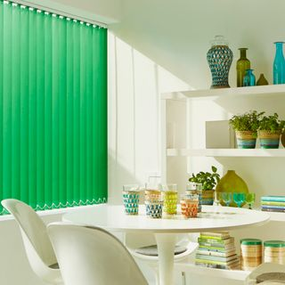 Acacia Emerald Vertical blind