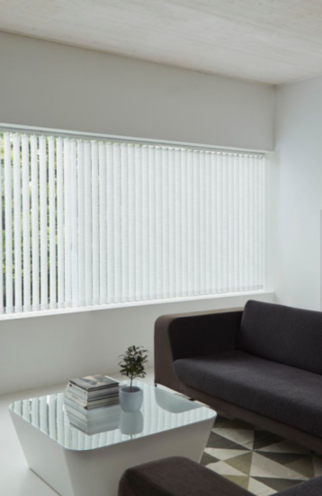 Alba Jet Vertical blinds