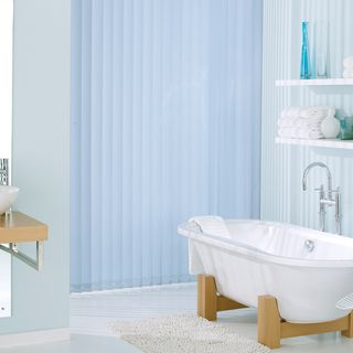 Atlantic Ocean Vertical blind
