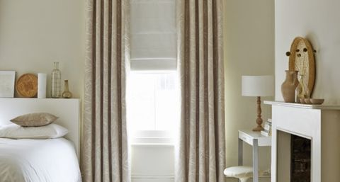 Blackout thermal curtains