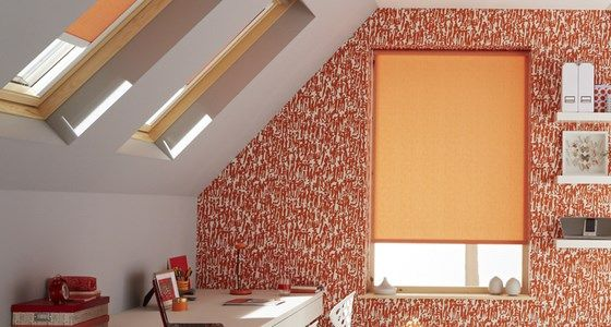 Perfect fit loft blinds -