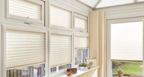 Perfect fit blinds for windows conservatory -