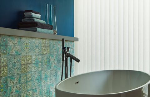 Alma Ivory Vertical blind