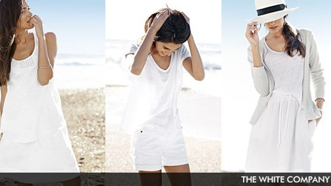The White Company clothing