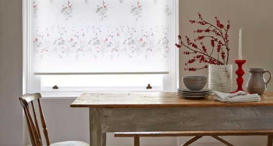 Meadow Way Roller blind -