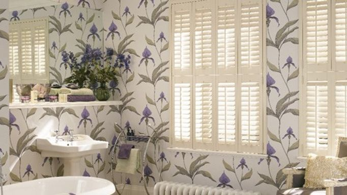 Henley Ivory Tier on Tier Shutters