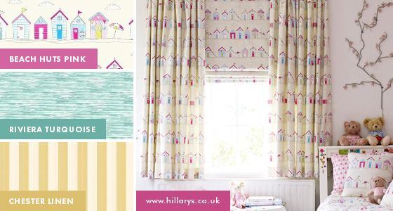 Childrens Roman blind -