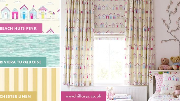Childrens Roman blind