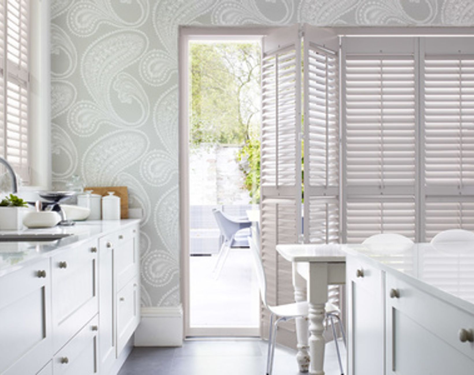 Full Height Shutters -