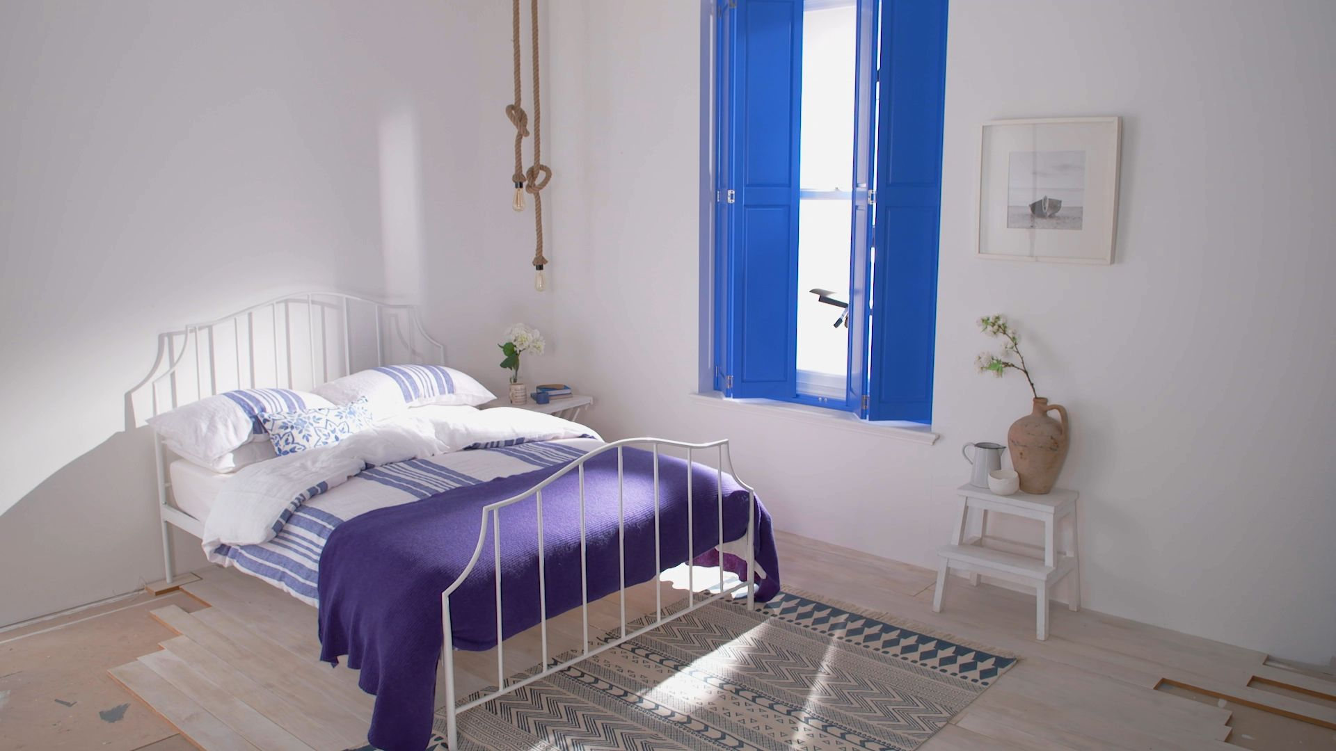 Will Taylor Greek inspired room -