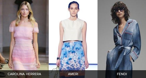 Ombre Fashion Catwalk Trends And Inspiration -