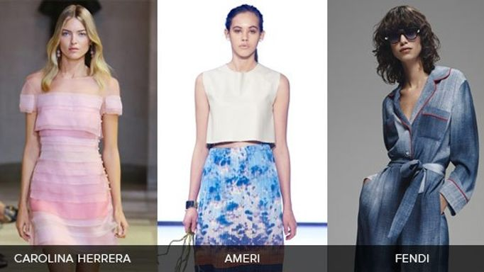 Ombre Fashion Catwalk Trends And Inspiration