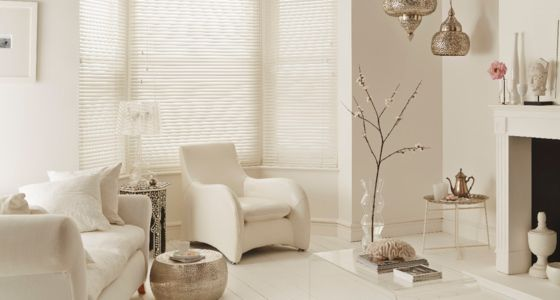 Wooden And Faux Wood Living Room Blinds Hillarys
