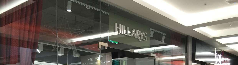Hillarys Blinds Online >> Hillarys at Intu Victoria Centre