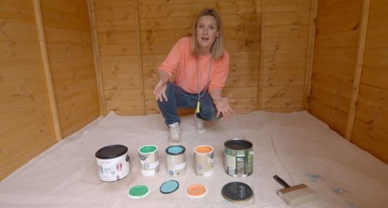 Sophie-selects-colours-for-the-She-Shed -